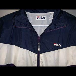 Fila jacket windbreaker